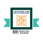 Teaching the 20th Century Badge Logo