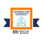 Introduction to Socratic Pedagogy Badge Logo