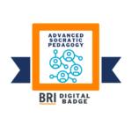 Advanced Socratic Pedagogy Badge Logo