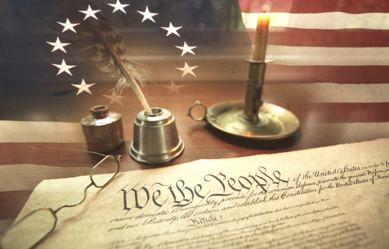 Constitution of the United States of America (1787) - Bill of Rights  Institute