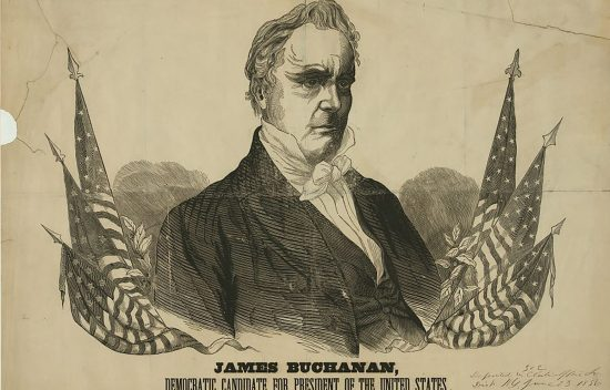 James Buchanan Democratic Candidate for Presidential Candidate